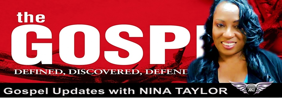 GOSPEL UPDATES WITH NINA TAYLOR - show cover