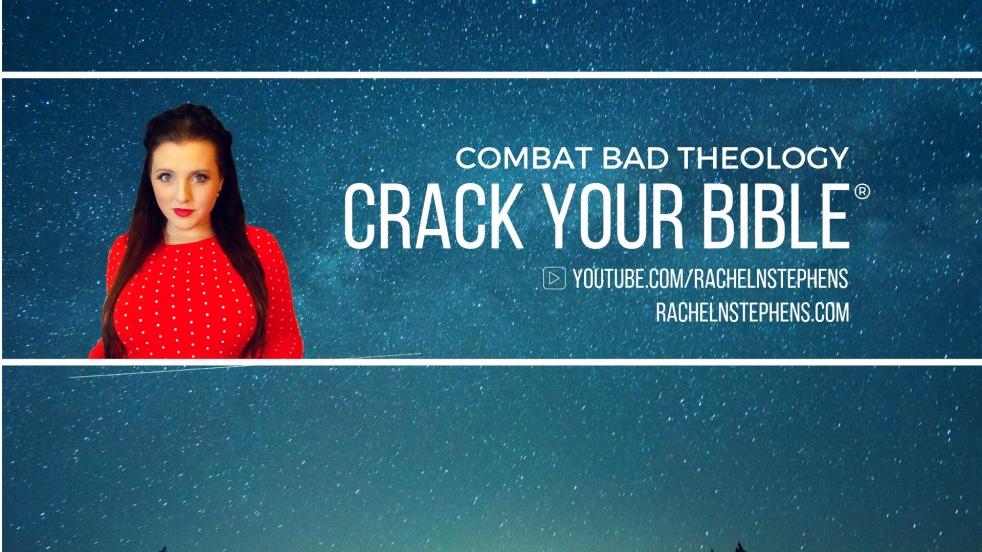 Crack Your Bible! - immagine di copertina dello show