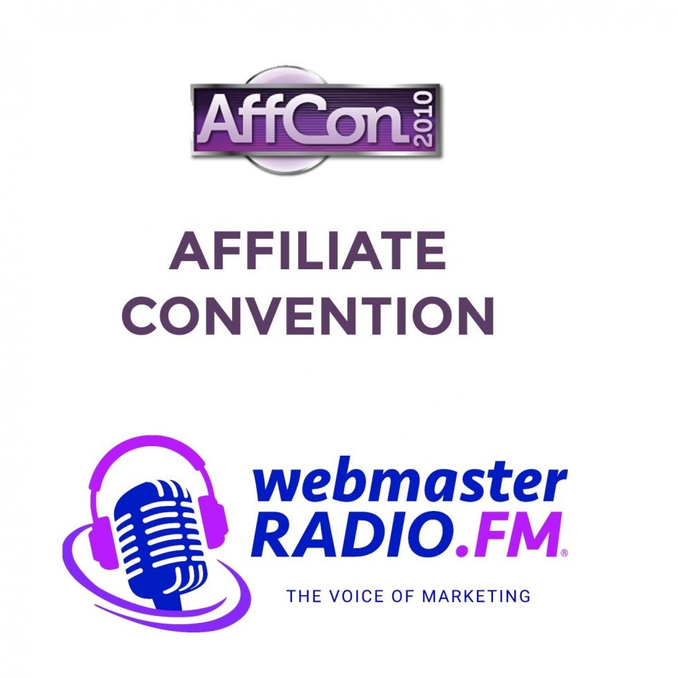 Affiliate Convention (AffCon 2010) - imagen de show de portada