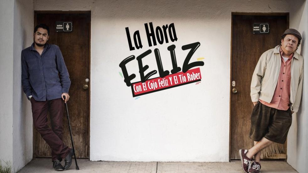 La Hora Feliz con Cojo Feliz y Tío Rober - show cover