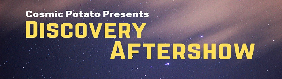 Discovery Aftershow - show cover