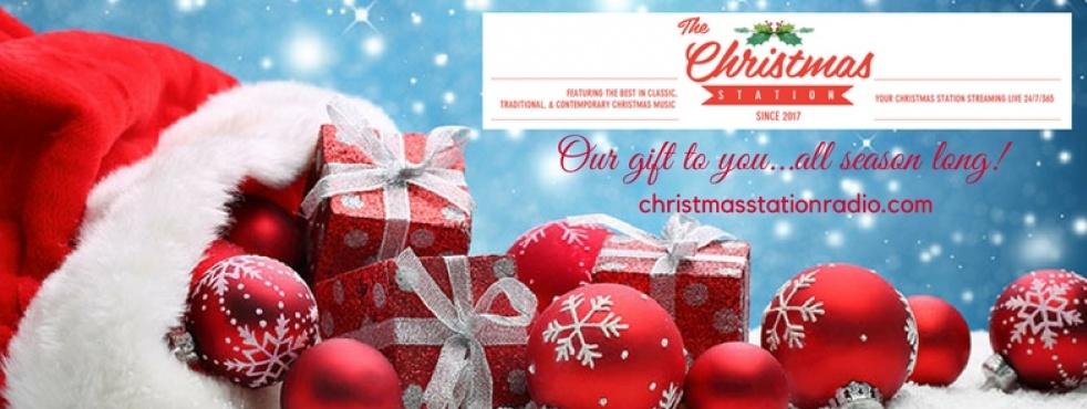 The Christmas Station - immagine di copertina dello show