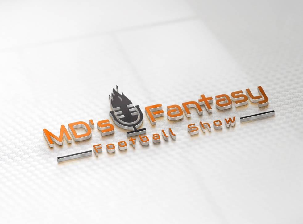 MD's Fantasy Football Show - show cover