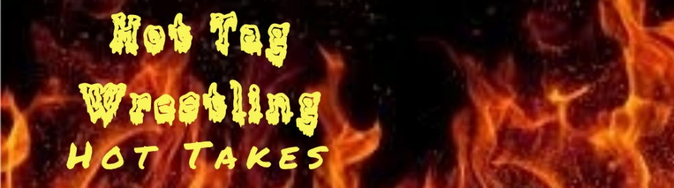 The Hot Tag Wrestling Podcast - Cover Image