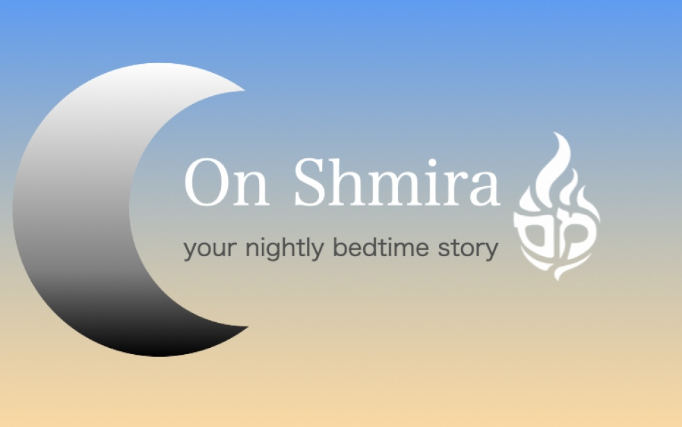 On Shmira - Cover Image
