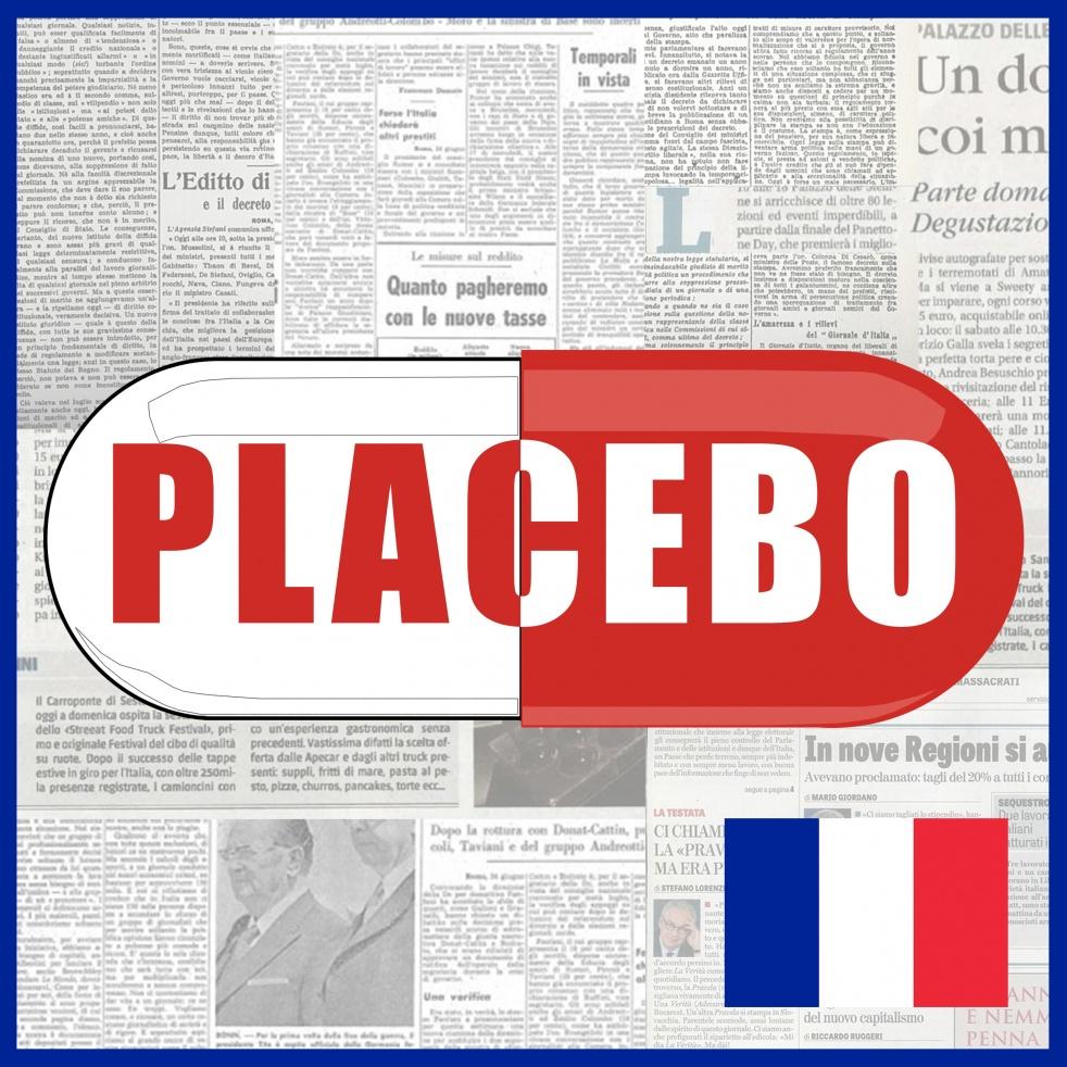 Placebo FR - immagine di copertina