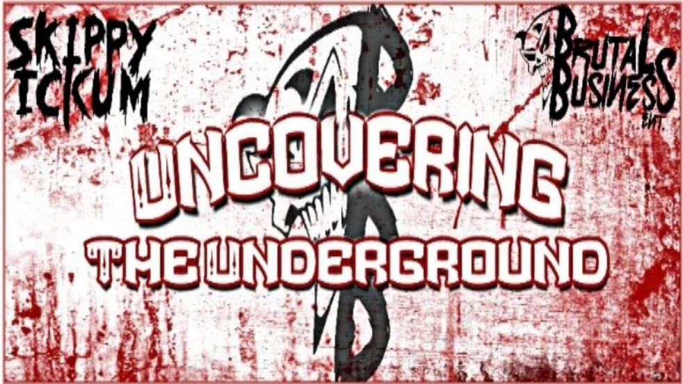 Uncovering The Underground - show cover