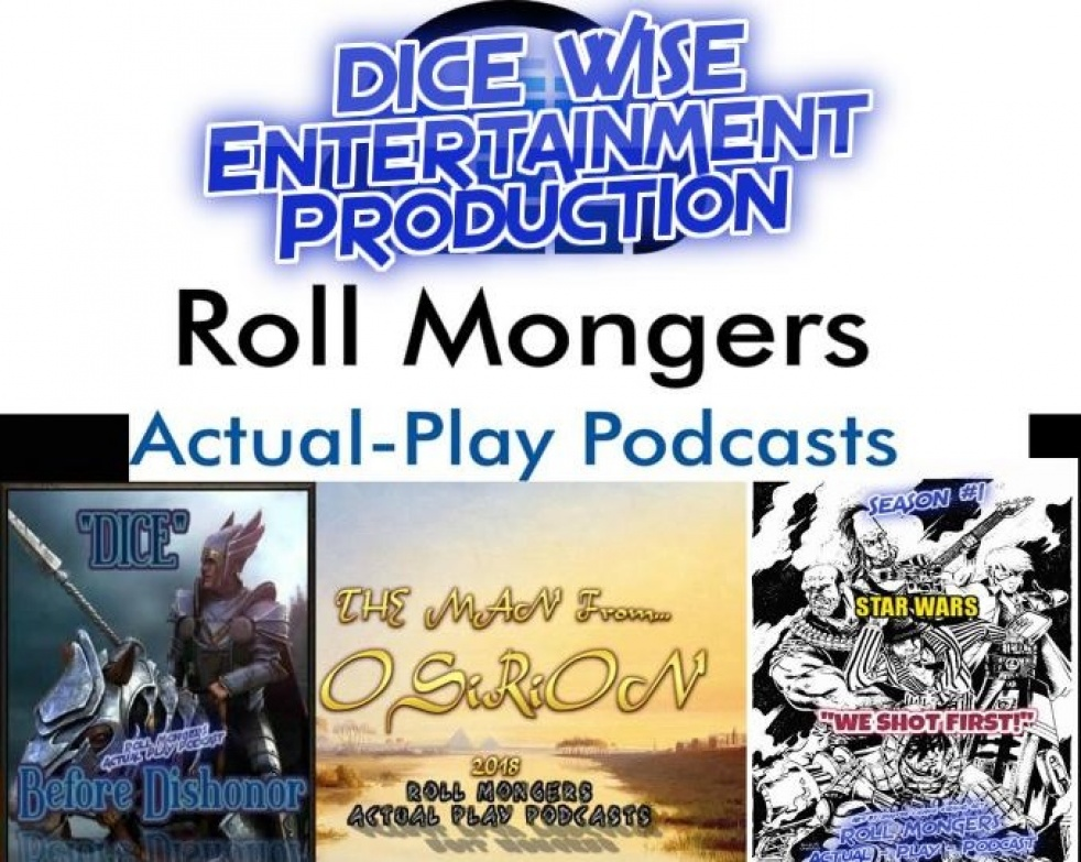 TRAILERS: Roll Mongers Podcast Network - show cover