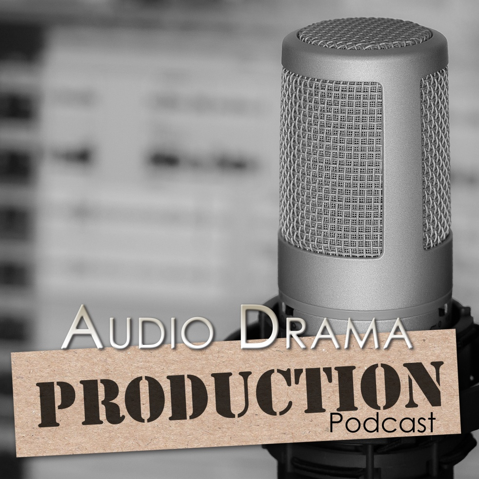 Audio Drama Production Podcast - imagen de show de portada