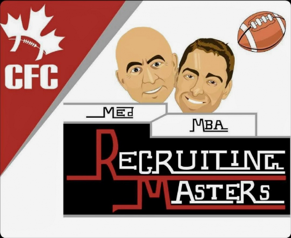 Recruiting Masters - show cover