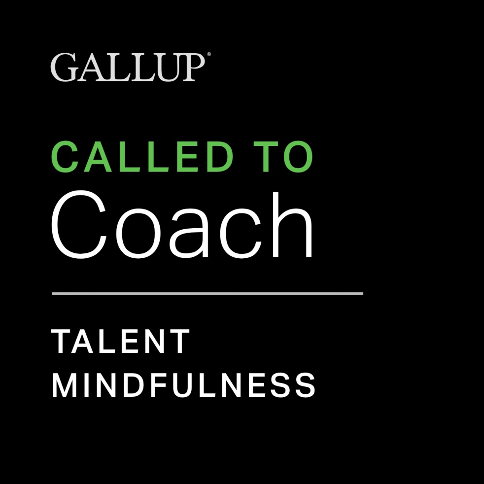 Gallup Talent Mindfulness - Cover Image