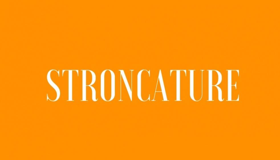 Stroncature Talks - Cover Image