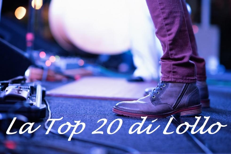 La top 20 di Lollo - imagen de portada
