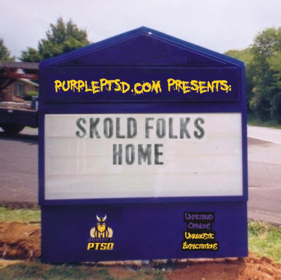 SKOLd Folks Home - show cover