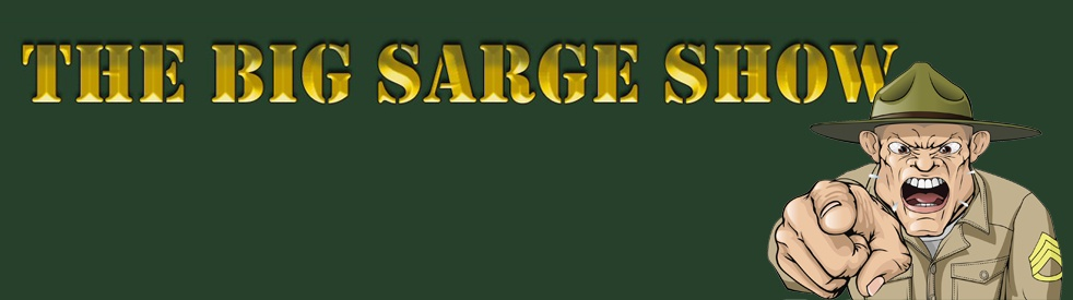 The Big Sarge Show - show cover