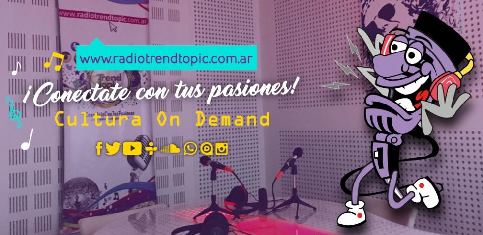 CONVERSATORIO LA REINVENCIÓN DE LA RADIO - imagen de show de portada