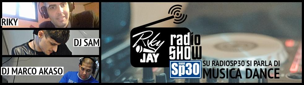 RikyJay Radio Show - #RadioSP30 - show cover