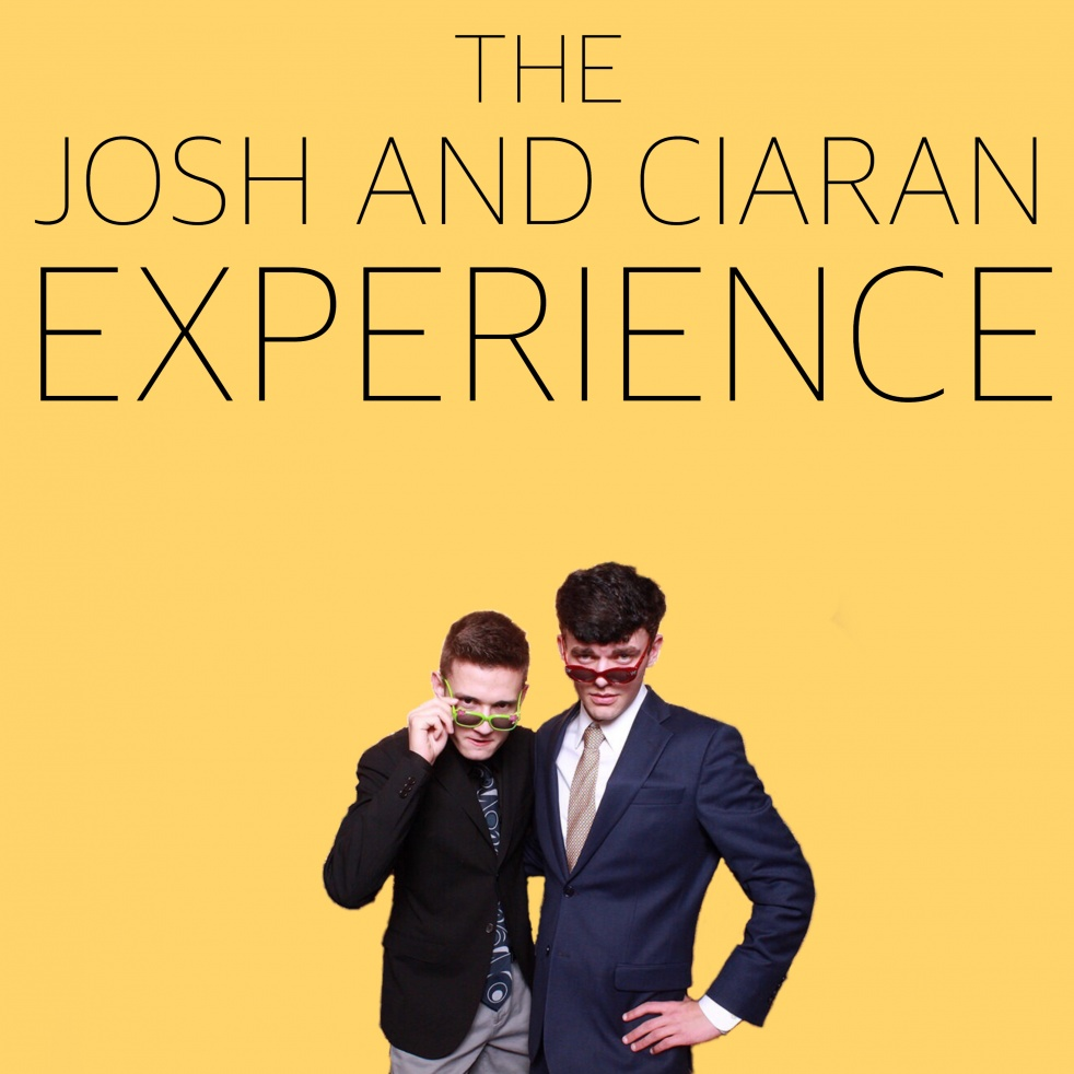 The Ciaran and Josh Experience - immagine di copertina dello show