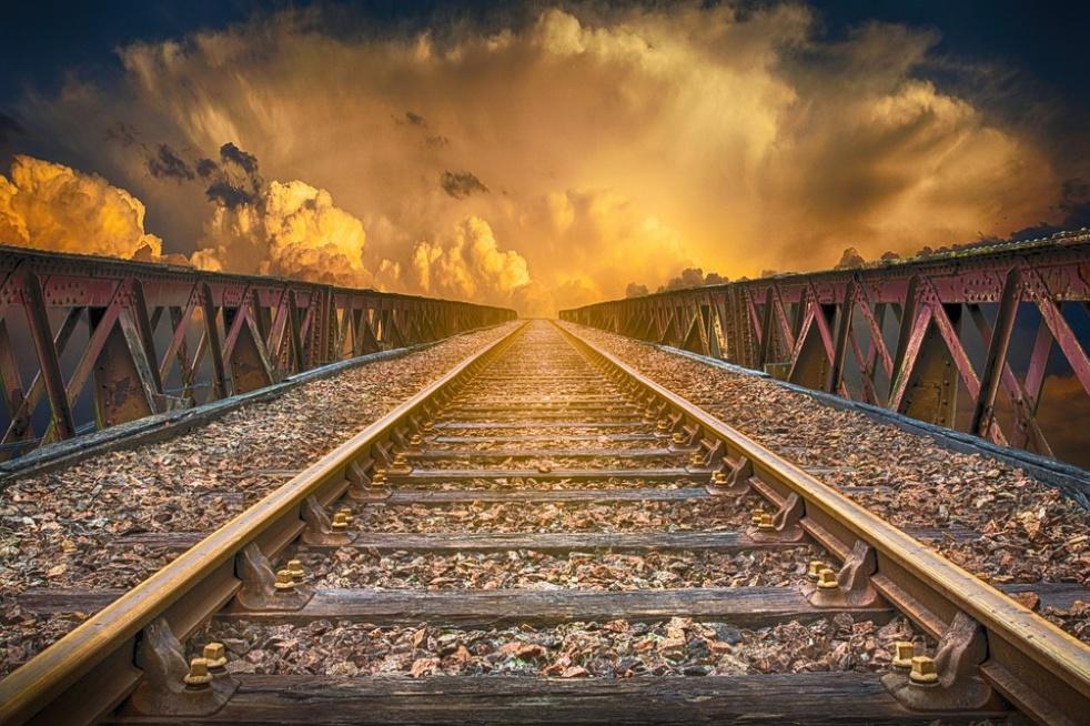 Gospel Railway Praise - imagen de portada