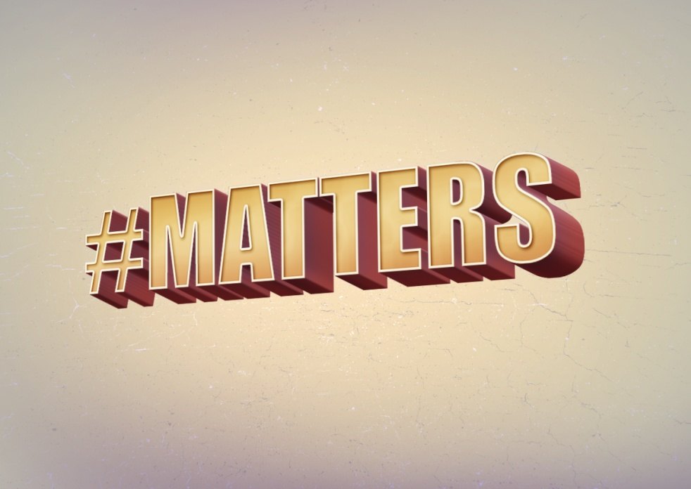 #Matters - show cover
