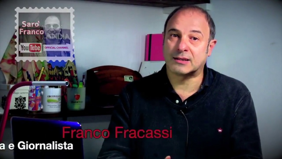 Sarò Franco, Fracassi on radio - Cover Image