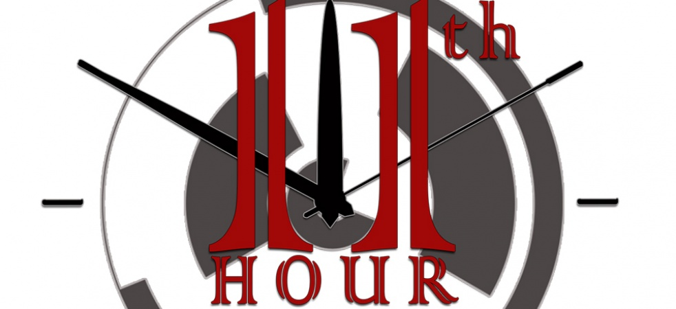 11th Hour Audio Productions - imagen de show de portada