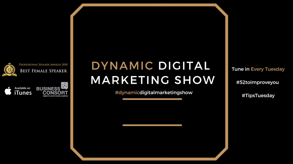 Dynamic Digital Marketing Show - Cover Image