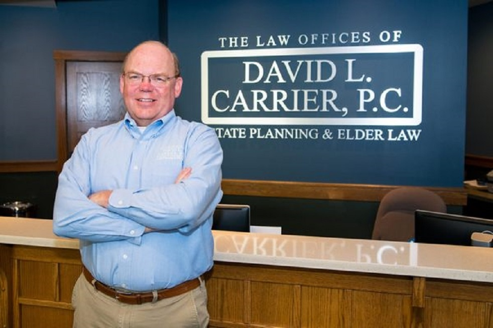 The David Carrier Show - imagen de show de portada