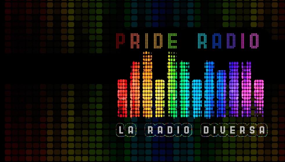 Pride Radio Promos - show cover