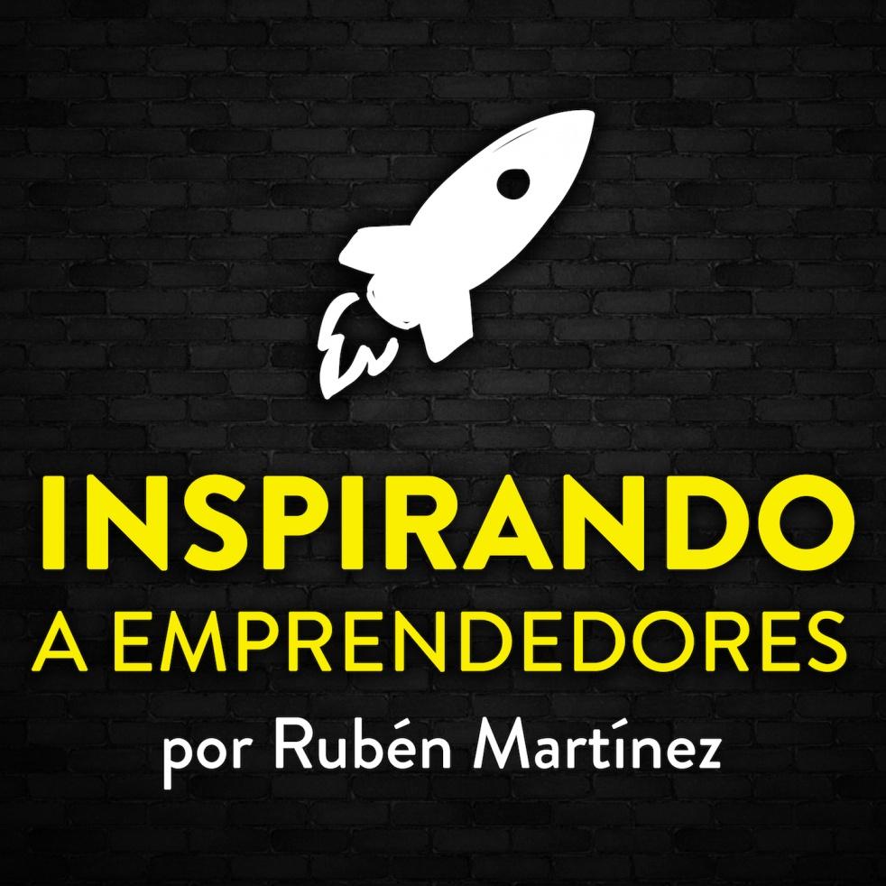 Inspirando a emprendedores RubénMartínez - show cover
