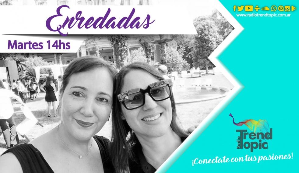 Enredadas - Radio Trend Topic - show cover