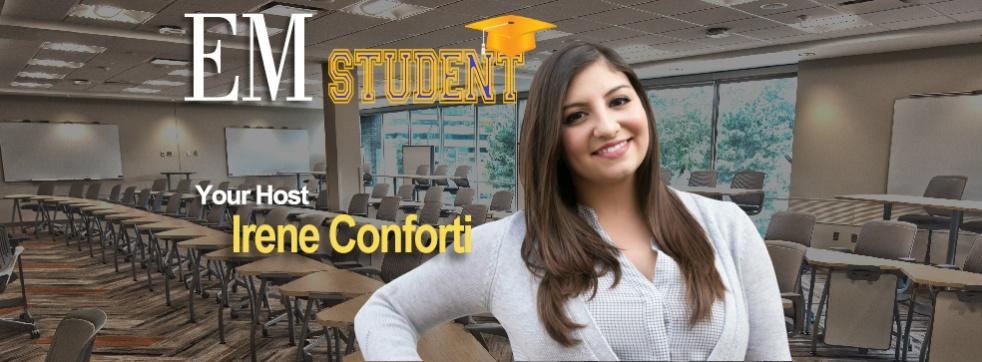 EM Student - imagen de show de portada