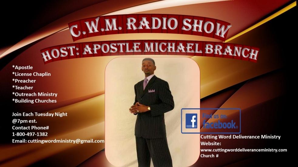 C.W.M. RADIO SHOW - imagen de show de portada