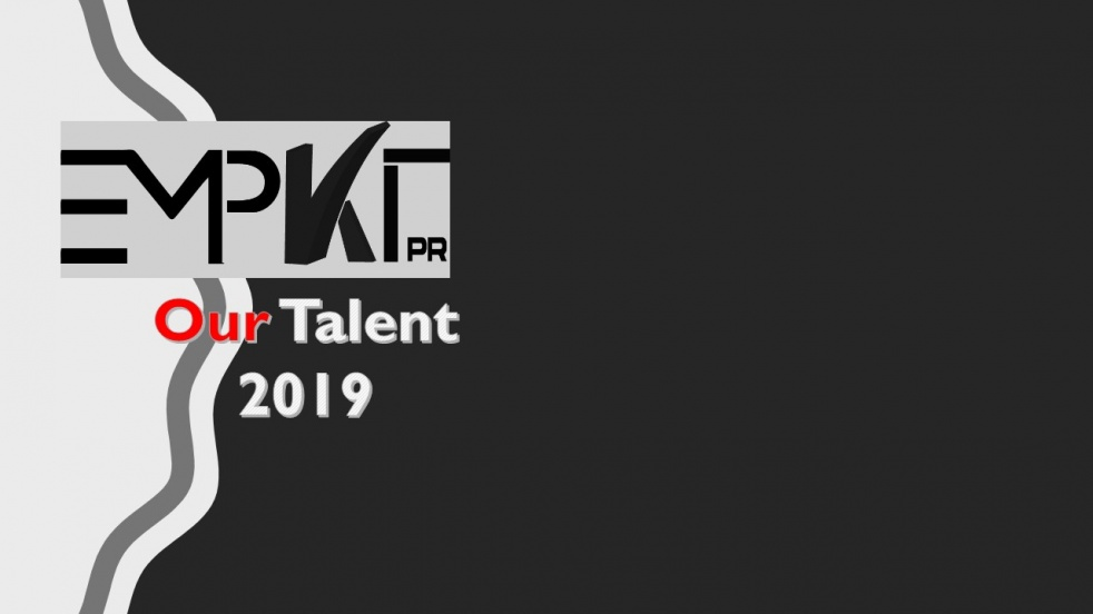 Entertainment talk with EMPKT 2019 - show cover
