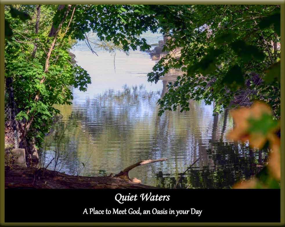 Quiet Waters Prayercast - show cover