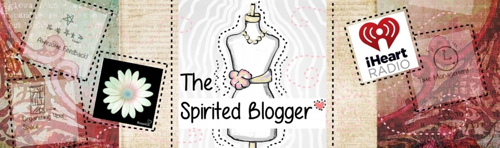 The Spirited Blogger - immagine di copertina