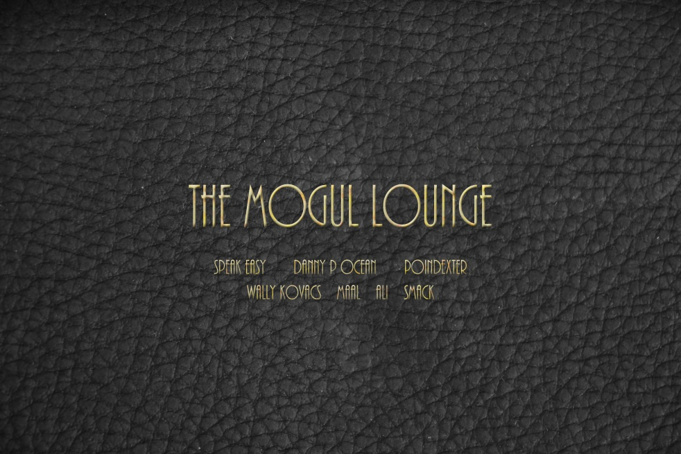 The Mogul Lounge - show cover