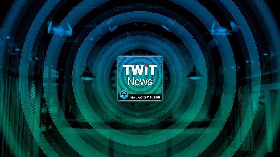TWiT News - imagen de show de portada