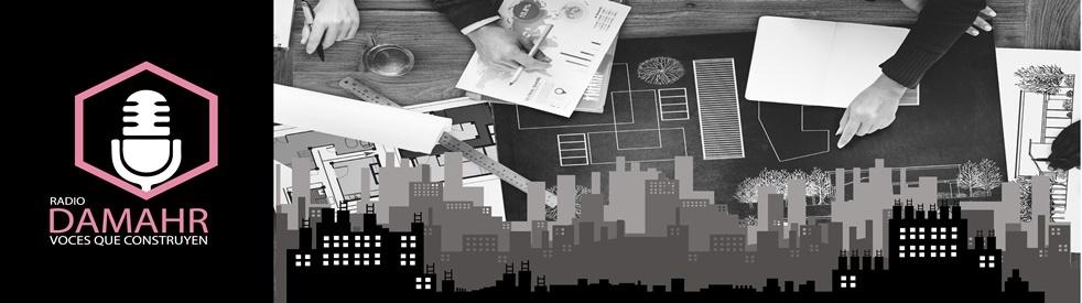 """Radio DAMAHR """"Voces que Construyen"""" - imagen de portada"""