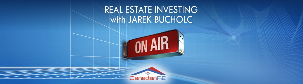 The Real Estate Investing - show cover