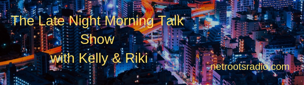 The Late Night Morning Talk Show - Cover Image