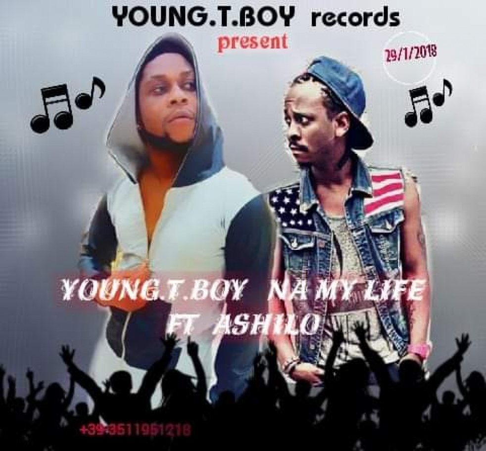 YOUNG T. BOY - show cover