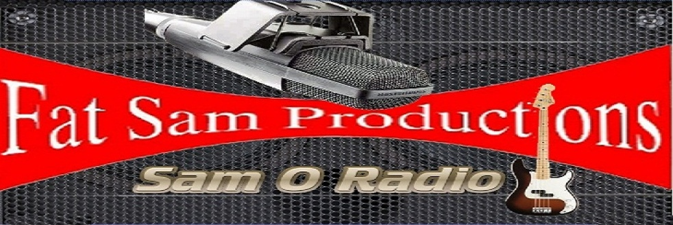 Sam O. Radio - show cover