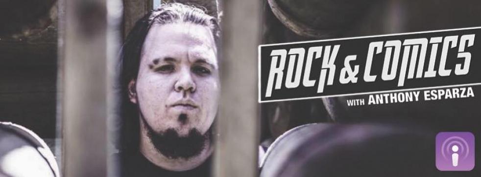 Rock & Comics - imagen de portada