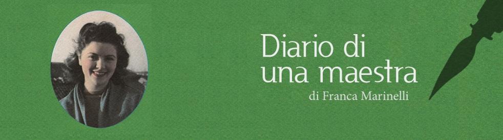 Diario di una maestra - show cover
