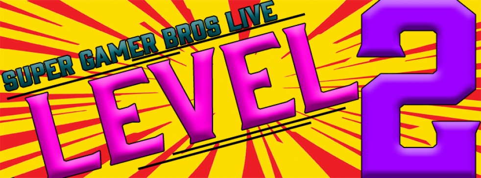The Super Gamer Bros Podcast Live - show cover