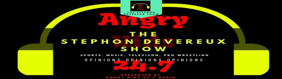 The Stephon Devereux Show - imagen de show de portada