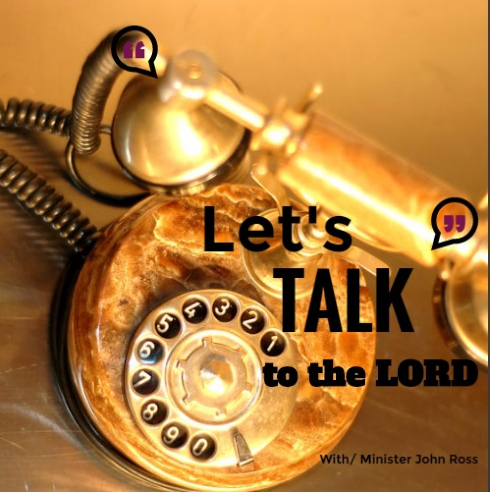 """Let's Talk to the Lord!"" Gospel Radio - immagine di copertina dello show"
