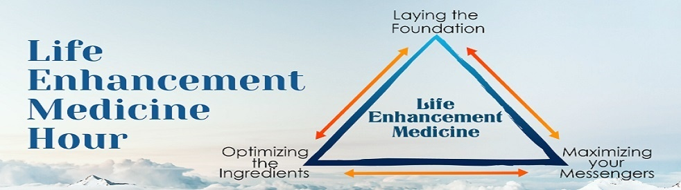 Life Enhancement Medicine - Cover Image