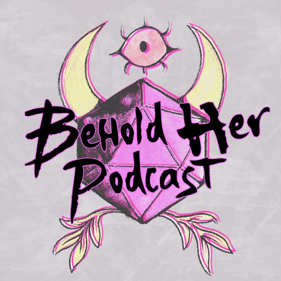 Behold Her - immagine di copertina dello show